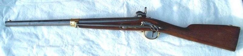 Mousqueton belge inspiré du 1842  Malher11