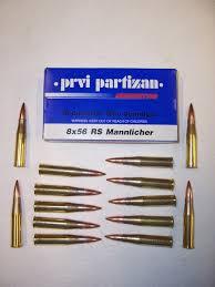 """Un Steyr M95 avec certains attributs """"effacés"""" Partiz10"""