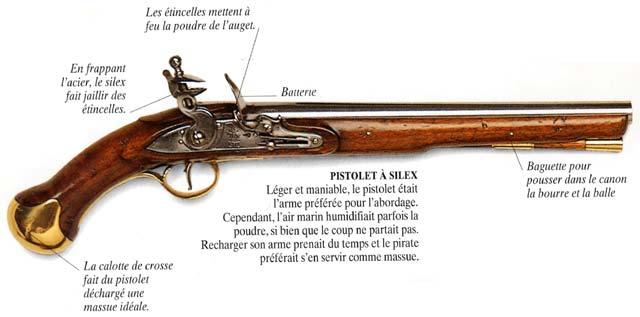 pistolet d'arçon fabrication première moitié XVIII... peut-être germanique... ou pas! Pistol11