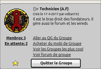 ♦ Gestion du badge technicien ♦ F2n710