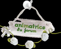 Animatrice du forum