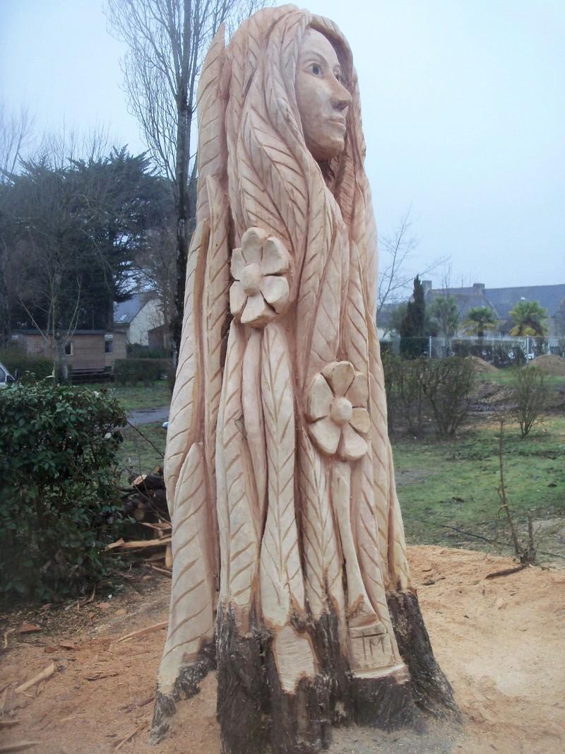 sculpture monumentale à la tronçonneuse 100_6919