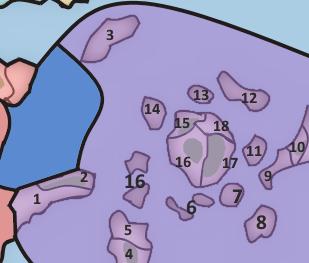 Carte et explications : Archipels Archip11