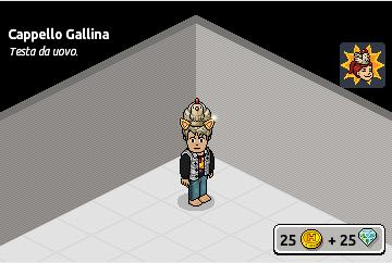 [ALL] Raro Cappello Gallina inserito in Catalogo! Scree103