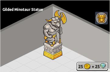 [ALL] Statua Minotauro Dorata Raro in Catalogo su Habbo - Pagina 2 Scree285