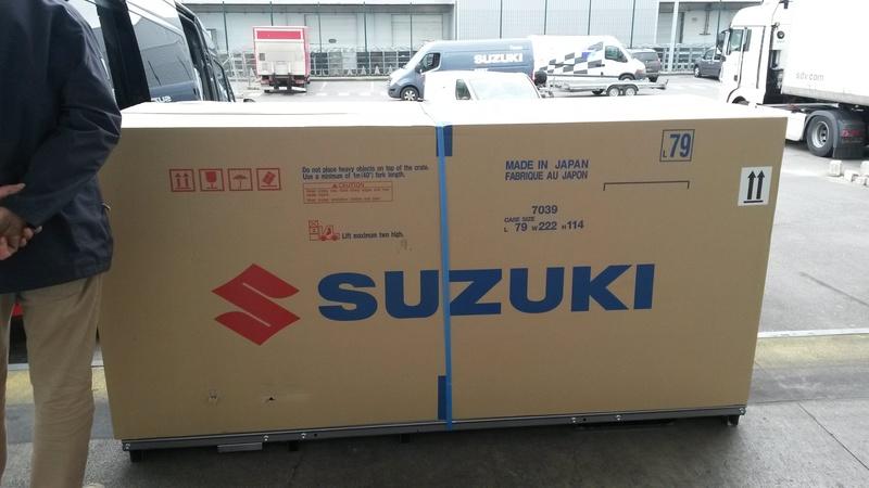 Suzuki GSXR 1000 2017 20170210
