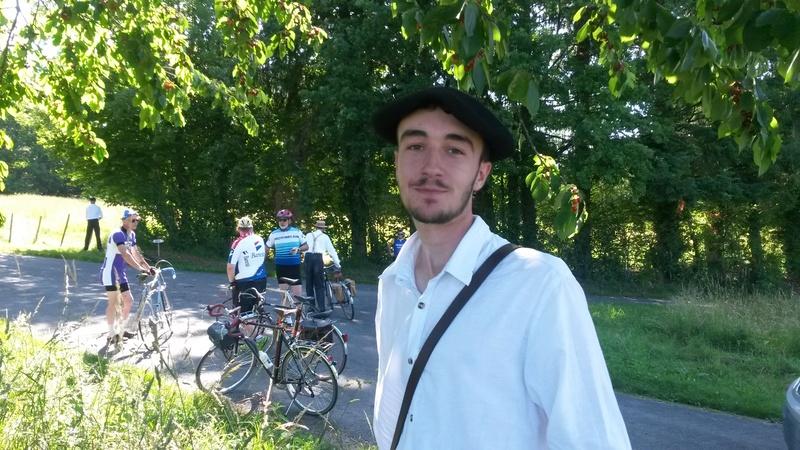 "balade vélo "" la meyze"" dimanche 11 juin 2017 07612"