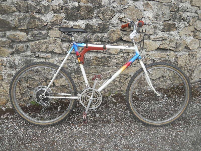 """VTT   15 vitesses """" 24 heures vtt clermontois 1987""""  Dscn9312"""