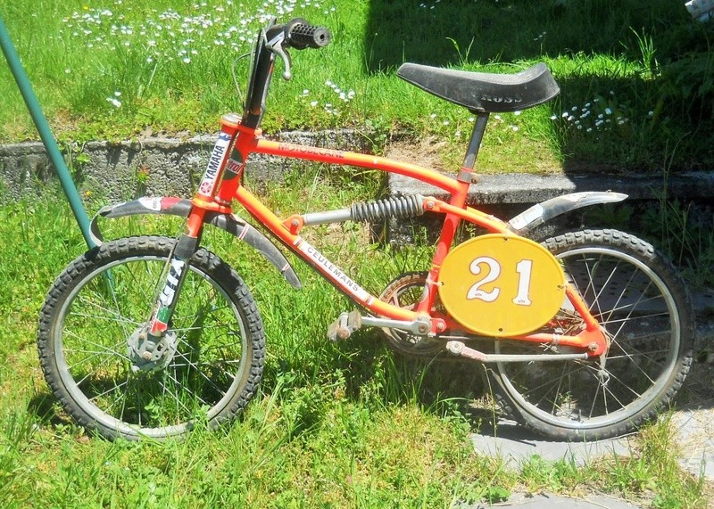 bicross MOTOBECANE MX 30 1980   Dscn9642