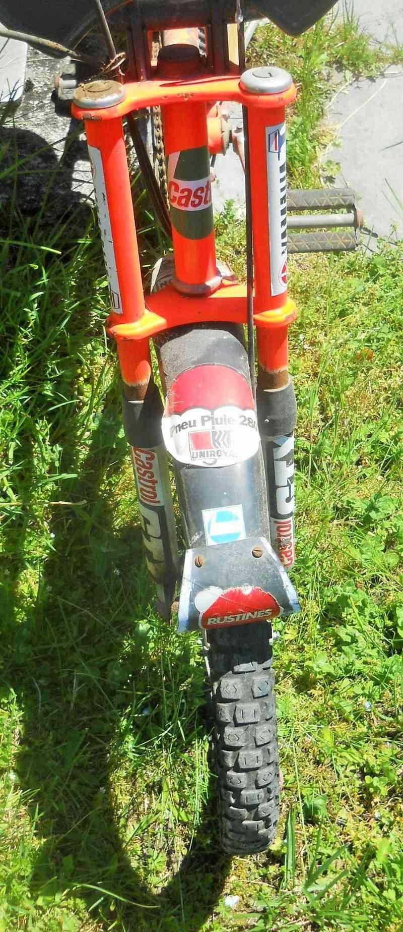 bicross MOTOBECANE MX 30 1980   Dscn9643
