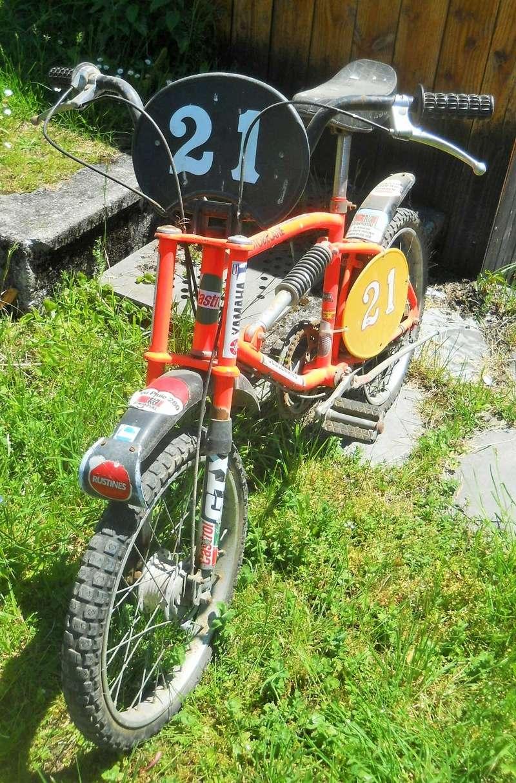 bicross MOTOBECANE MX 30 1980   Dscn9645