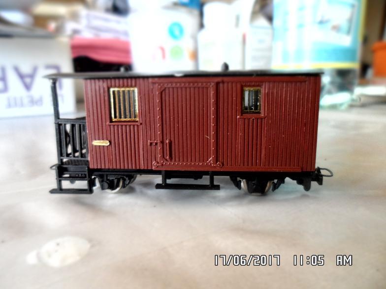 Ma collection H0e: les wagons Sam_3328