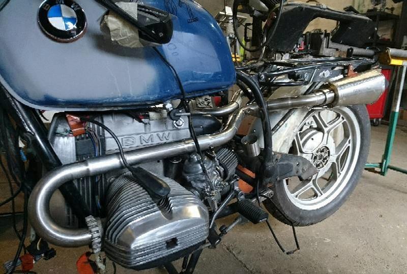 "R80RT Monolever, histoire d'une grosse transfo ""Evergreenbike"" - Page 18 17458310"