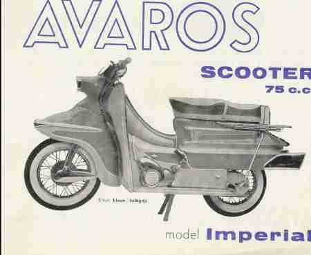 Moteur 75 cc flandria Flandr42