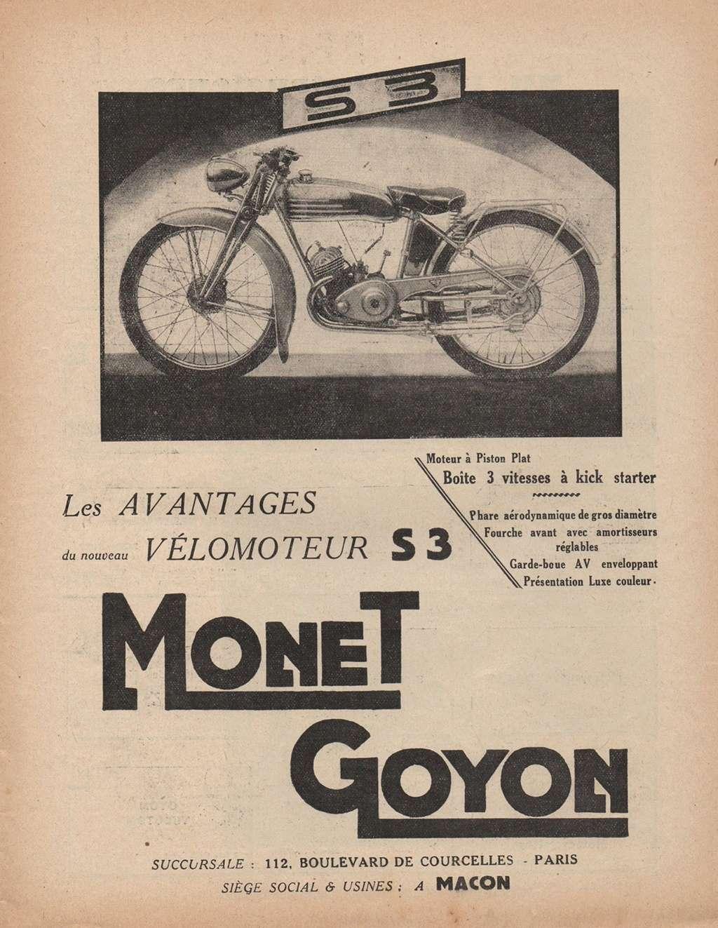 [DOC] Monet Goyon S3 - Essai Moto Revue 1936 et pubs d'époque Monet_12