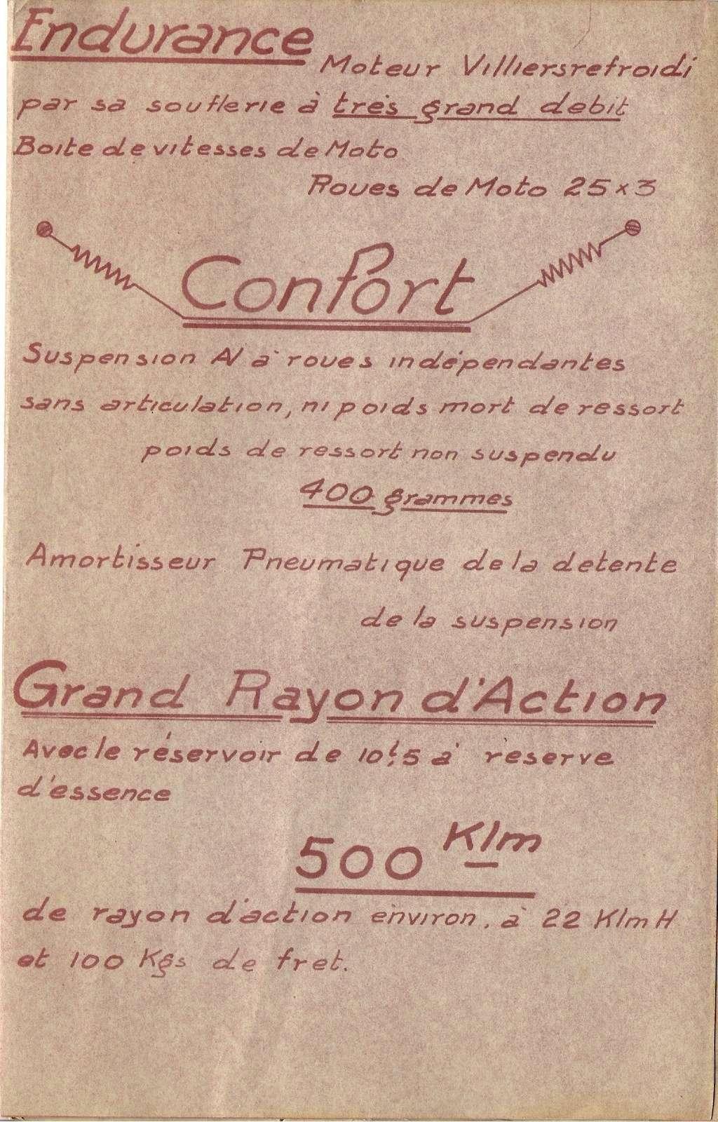 triporteur 100 cc Monet Goyon vu sur LBC Tpma-210