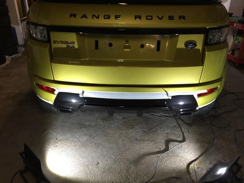 Giofac vs Range Rover EVOQUE Img_7628