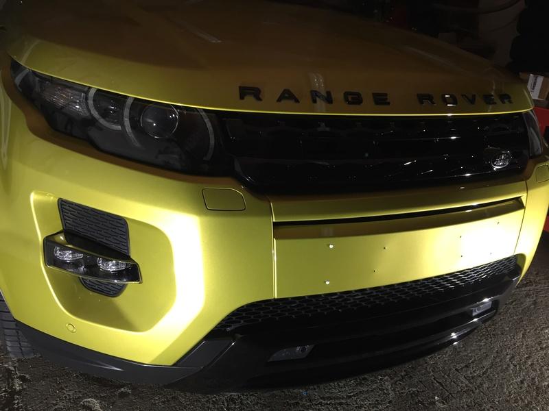 Giofac vs Range Rover EVOQUE Img_7710