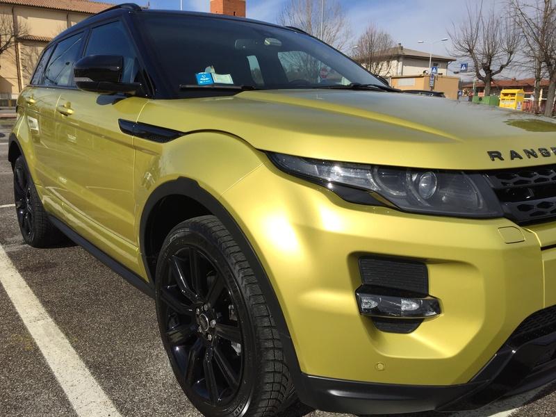 Giofac vs Range Rover EVOQUE Img_7714