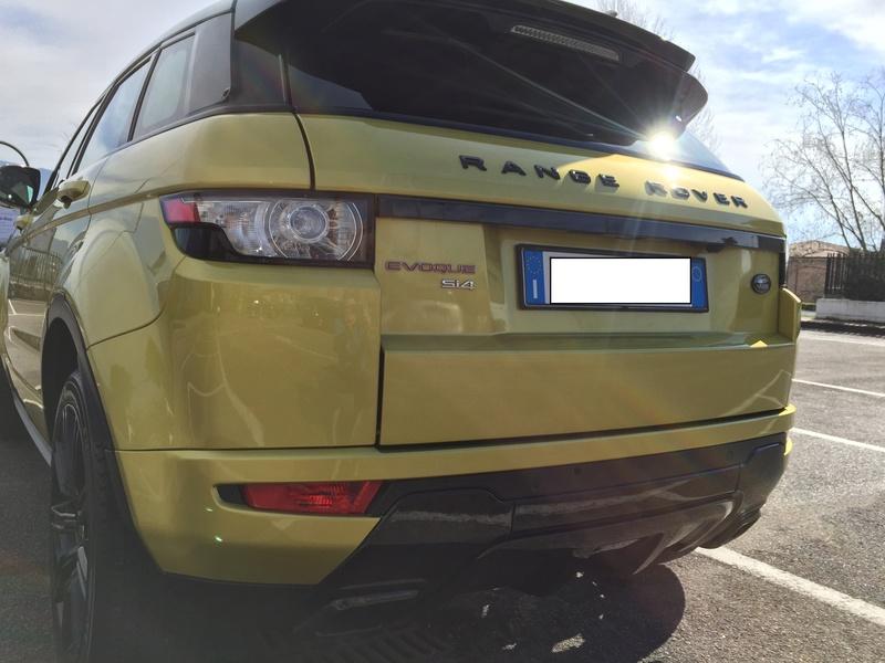 Giofac vs Range Rover EVOQUE Img_7717