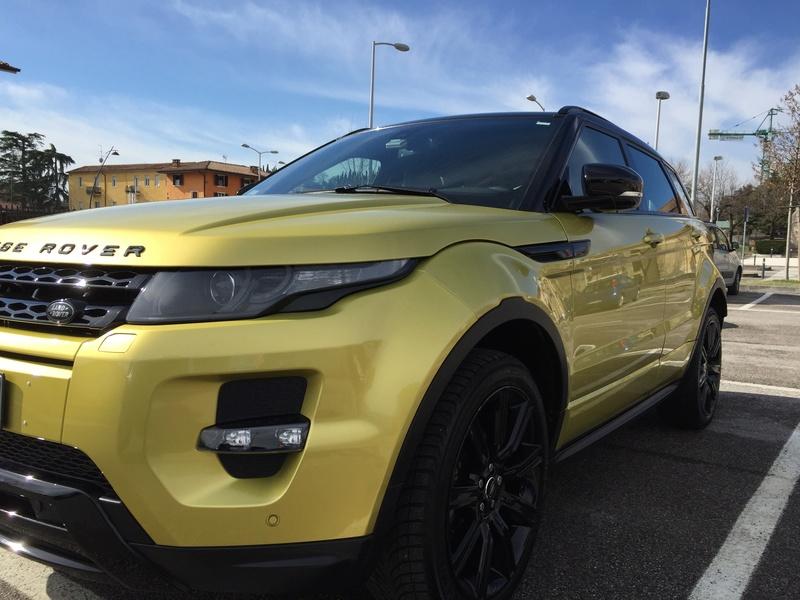 Giofac vs Range Rover EVOQUE Img_7719