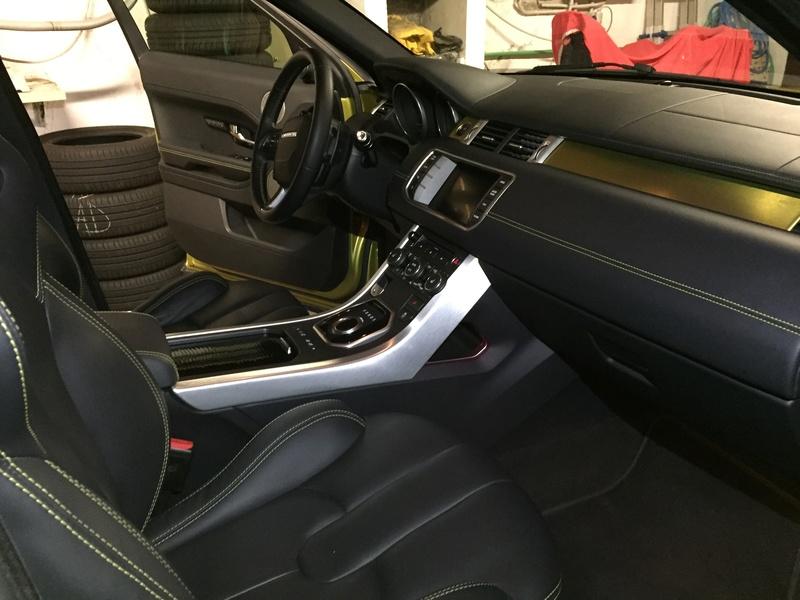 Giofac vs Range Rover EVOQUE Img_7724
