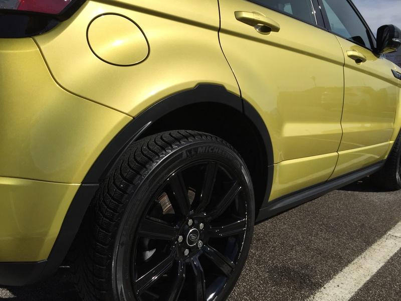 Giofac vs Range Rover EVOQUE Img_7811
