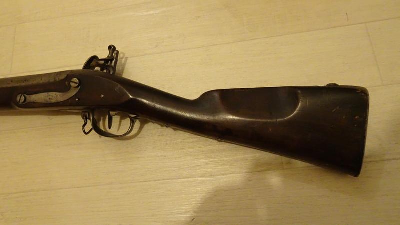 analyse fusil 1777  Dsc00427