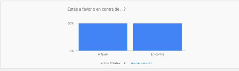Cambiar apariencia de los votos de las encuestas Page-s11