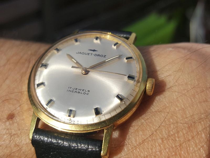 La montre du vendredi 9 juin 2017 20170614