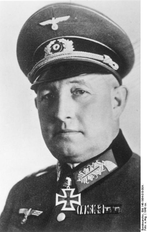 Camiers quel général allemand en mai 40 Bundes10