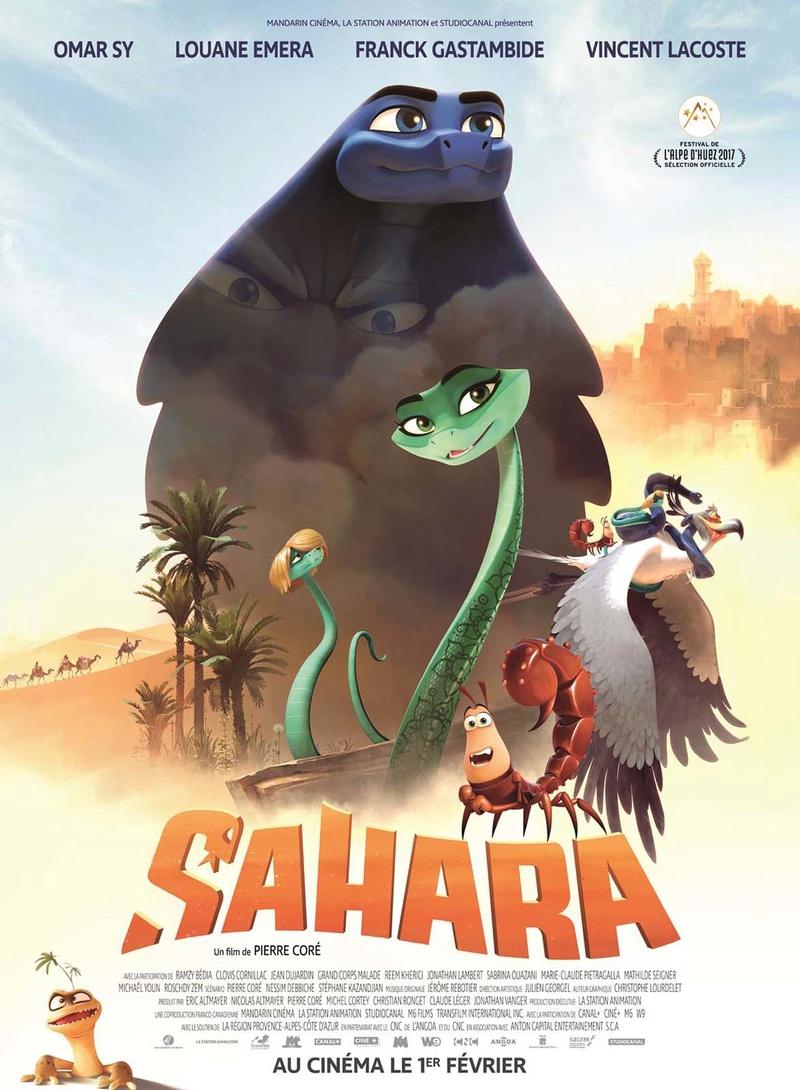 Animation, Aventure, Famille: SAHARA 00342210