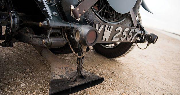 Bentley 4,5 litres Le Mans Sports de 1928 aux enchères. 1110