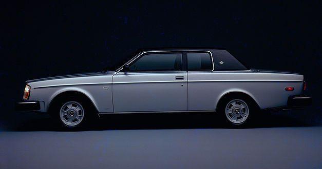 L'italo-suédoise Volvo 262C fête ses 40 ans. 1119