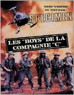 Vieux film, Guerre: THE BOYS IN COMPANY C 14967310