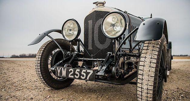 Bentley 4,5 litres Le Mans Sports de 1928 aux enchères. 1928be16