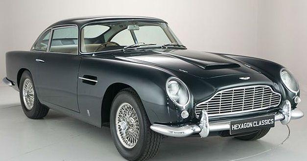 Un million d'euros pour la plus belle des Aston Martin DB5 1964as20