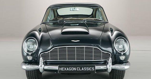 Un million d'euros pour la plus belle des Aston Martin DB5 1964as21