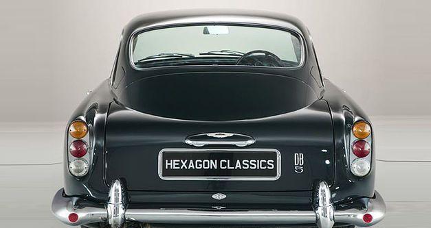 Un million d'euros pour la plus belle des Aston Martin DB5 1964as24