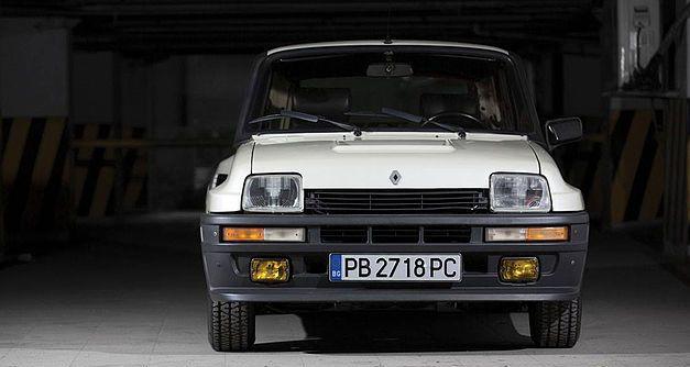 Une Renault 5 Turbo 2 vendue 90.000 €. 1983re18