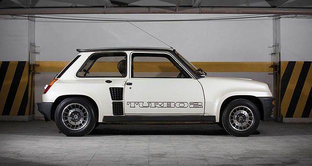 Une Renault 5 Turbo 2 vendue 90.000 €. 1983re20