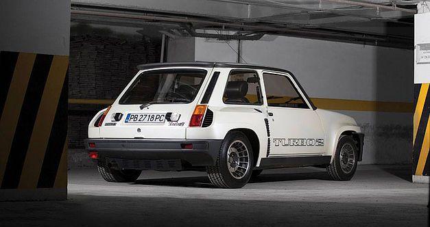 Une Renault 5 Turbo 2 vendue 90.000 €. 1983re21