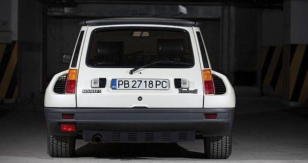 Une Renault 5 Turbo 2 vendue 90.000 €. 1983re22