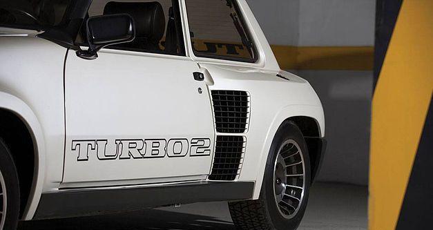 Une Renault 5 Turbo 2 vendue 90.000 €. 1983re23