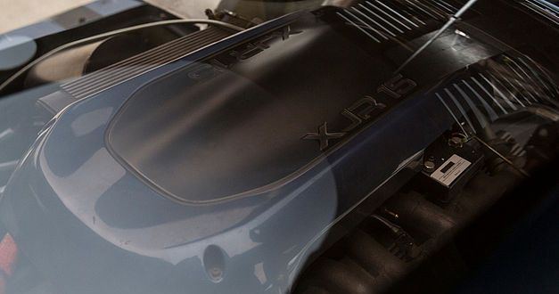 Une très rare Jaguar XJR-15 de 1991 en vente au Royaume-Uni. 1991ja24