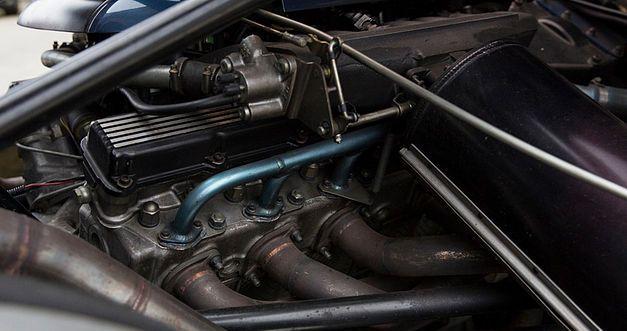 Une très rare Jaguar XJR-15 de 1991 en vente au Royaume-Uni. 1991ja25