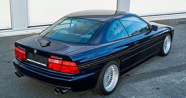 Cette rarissime Alpina B12 est à vendre 1992bm11