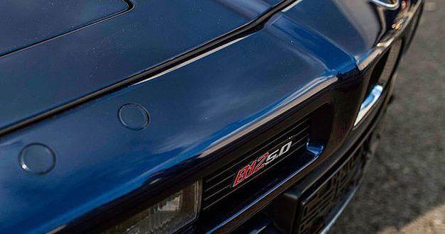 Cette rarissime Alpina B12 est à vendre 1992bm13