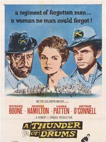 FILM - Vieux film, Western: TONNERRE APACHE 20352110