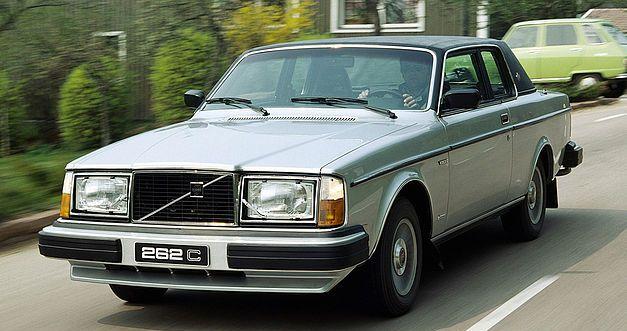 L'italo-suédoise Volvo 262C fête ses 40 ans. 441